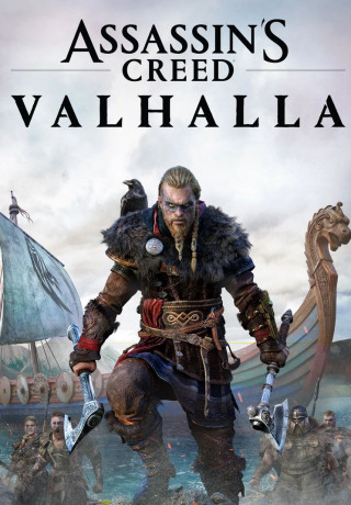 Постер Assassin's Creed Valhalla